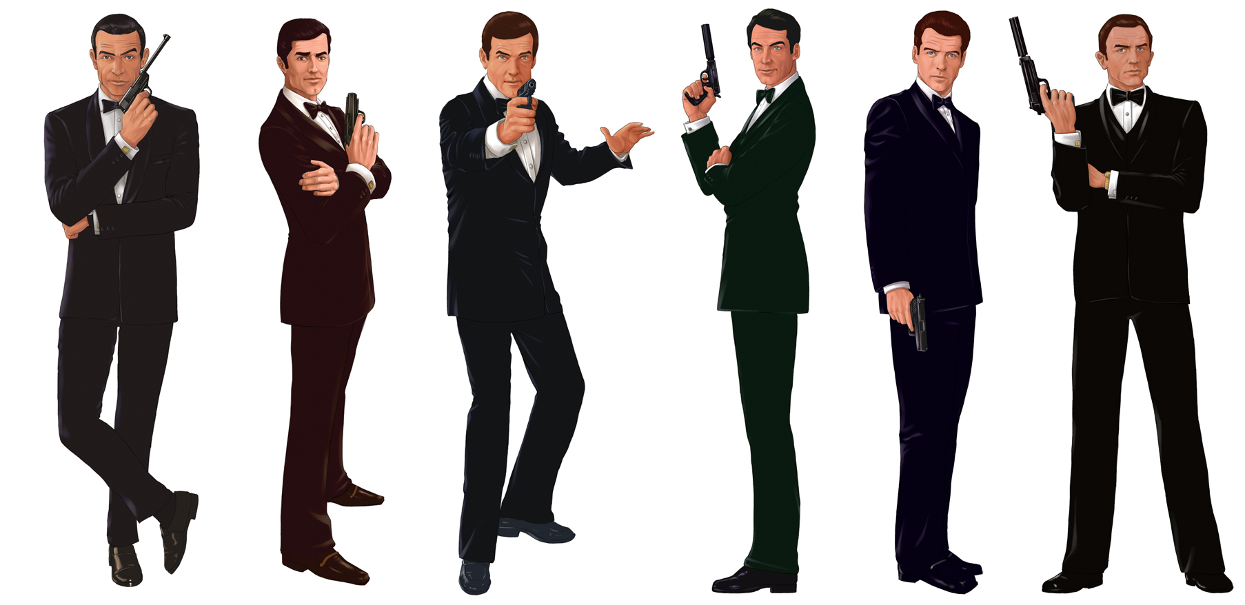Bond____James_Bond_by_Tozani