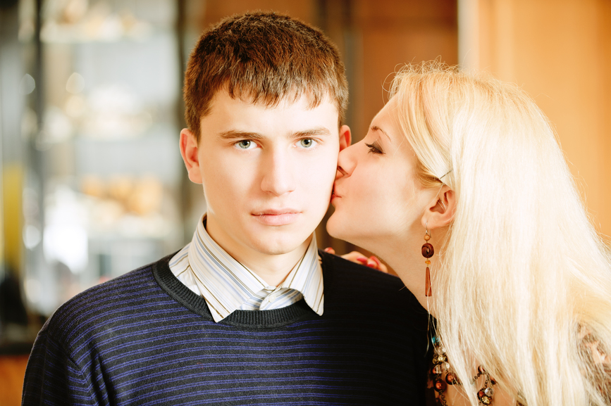 Loved couple